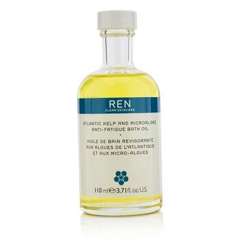 Ren Atlantic Kelp And Microalgae Anti-Fatigue Bath Oil  110ml/3.71oz