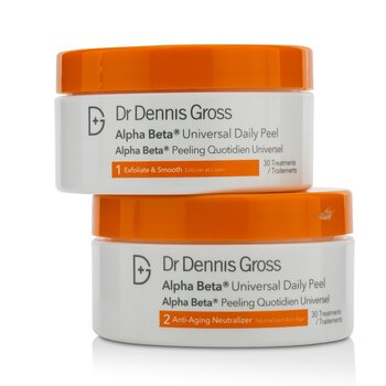 Dr Dennis Gross Alpha Beta Universal Daily Peel - Jar  30 Treatments