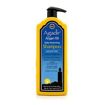 Agadir Argan Oil Daily Volumizing Sulfate Free Shampoo (All Hair Types)  1000ml/33.8oz