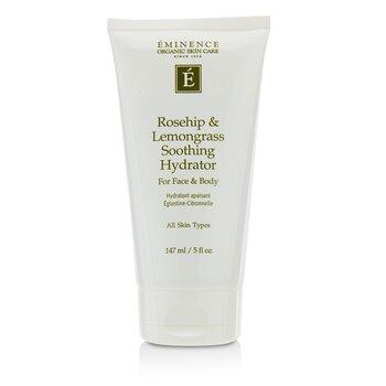 Eminence Rosehip & Lemongrass Soothing Hydrator For Face & Body  147ml/5oz