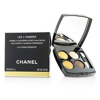 Chanel Les 4 Ombres Quadra Eye Shadow - No. 274 Code Elegants  2g/0.07oz