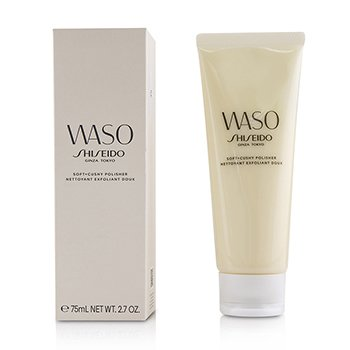 Shiseido Waso Soft+Cushy Polisher  75ml/2.7oz
