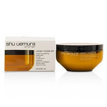 Shu Uemura Urban Moisture Hydro-Nourishing Treatment (Dry Hair)  200ml/6oz