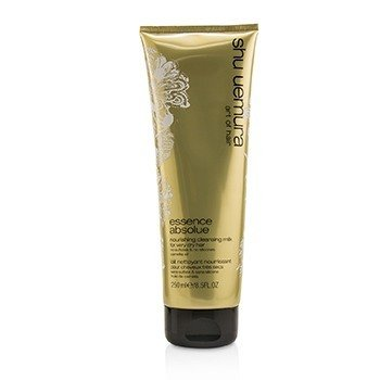 Shu Uemura Essence Absolue Nourishing Cleansing Milk (For Very Dry Hair)  250ml/7.5oz