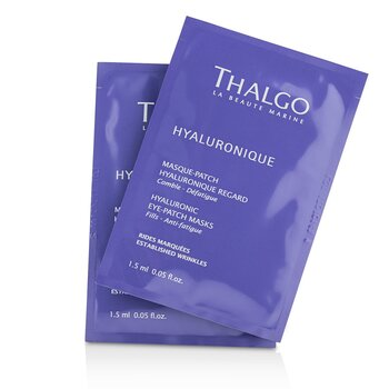 Thalgo Hyaluronique Hyaluronic Eye-Patch Masks (Salon Size)  12x2patchs