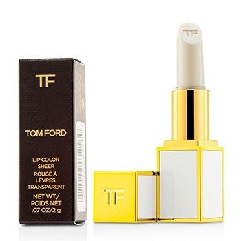 Tom Ford Boys & Girls Lip Color - # 01 Lily (Sheer)  2g/0.07oz