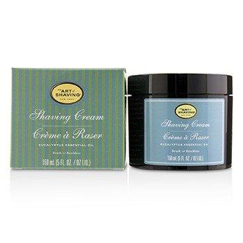 The Art Of Shaving Shaving Cream - Eucalyptus Essential Oil  150ml/5oz