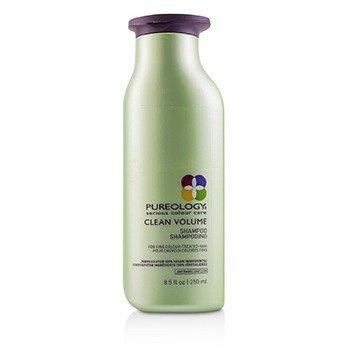 Pureology Clean Volume Shampoo (For Fine Colour-Treated Hair)  250ml/8.5oz
