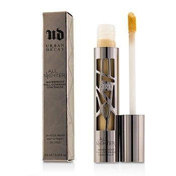 Urban Decay All Nighter Waterproof Full Coverage Concealer - # Light (Warm)  3.5ml/0.12oz