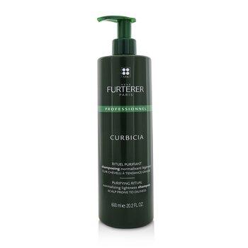 Rene Furterer Curbicia Purifying Ritual Normalizing Lightness Shampoo (Scalp Prone to Oiliness)  600ml/20.2oz