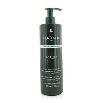 Rene Furterer Astera Sensitive High Tolerance Scalp Ritual Dermo-Protective Shampoo - Sensitive Scalp (Salon Product)  600ml/20.2oz