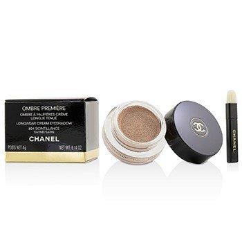 Chanel Ombre Premiere Longwear Cream Eyeshadow - # 804 Scintillance (Satin)  4g/0.14oz