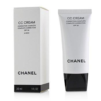 Chanel CC Cream Complete Correction SPF 50 / PA++++ # 50 Beige 140870  30ml/1oz