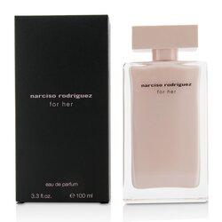 Narciso Rodriguez For Her Eau De Parfum Spray  100ml/3.4oz