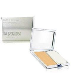La Prairie Cellular Treatment Foundation Powder Finish - Sunlit Beige (New Packaging)  14.2g/0.5oz