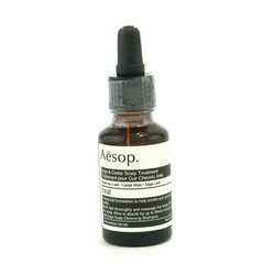 Aesop Sage & Cedar Scalp Treatment (For Dry, Itchy and Flaky Scalps)  25ml/0.81oz