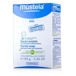 Mustela Gentle Soap With Cold Cream  150g/5.29oz