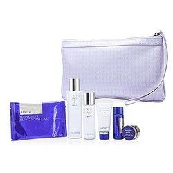 Shiseido Revital Set: Cleansing Foam I 20g+Lotion EX II 75ml+Moisturizer EX II 30ml+Lotion AA 20ml+Cream AAA 7ml+Eye Mask 1pair+Bag  6pcs+1bag