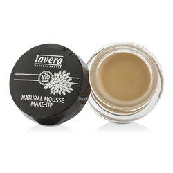 Lavera Natural Mousse Make Up Cream Foundation - # 01 Ivory  15g/0.5oz