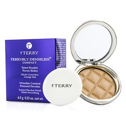 By Terry Terrybly Densiliss Compact (Wrinkle Control Pressed Powder) - # 3 Vanilla Sand  6.5g/0.23oz