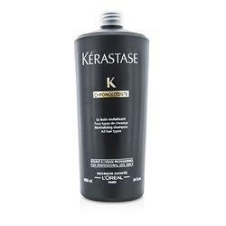 Kerastase Chronologiste Revitalizing Shampoo (For All Hair Types)  1000ml/34oz