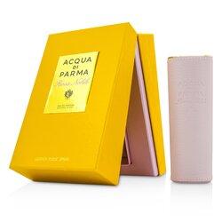 Acqua Di Parma Rosa Nobile Leather Purse Spray Eau De Parfum  20ml/0.7oz