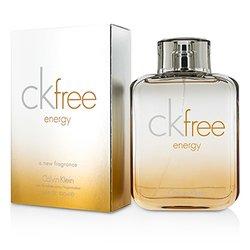 Calvin Klein CK Free Energy Eau De Toilette Spray  100ml/3.4oz