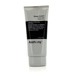 Anthony Logistics For Men Shave Cream  177ml/6oz
