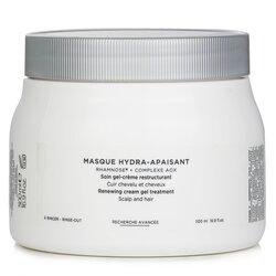 Kerastase Specifique Masque Hydra-Apaisant Renewing Cream Gel Treatment (Scalp and Hair)  500ml/16.9oz