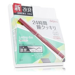 Dejavu Lasting Fine Pencil Eyeliner - Deep Black  0.15g/0.005oz