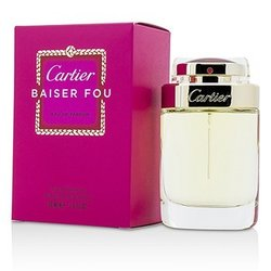 Cartier Baiser Fou Eau De Parfum Spray  50ml/1.6oz