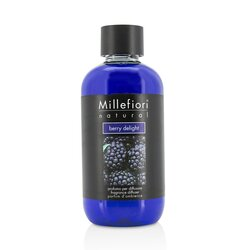 Millefiori Natural Fragrance Diffuser Refill - Berry Delight  250ml/8.45oz