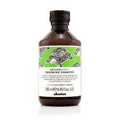 Davines Natural Tech Renewing Shampoo (For All Scalp and Hair Types)  250ml/8.45oz