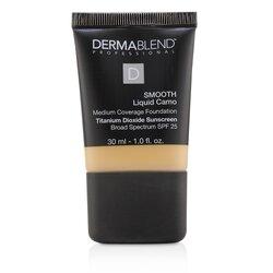 Dermablend Smooth Liquid Camo Foundation SPF 25 (Medium Coverage) - Bisque (30W)  30ml/1oz