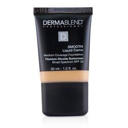 Dermablend Smooth Liquid Camo Foundation SPF 25 (Medium Coverage) - Sepia (40C)  30ml/1oz