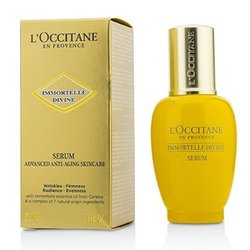 L'Occitane Immortelle Divine Serum - Advanced Anti-Aging Skincare  30ml/1oz