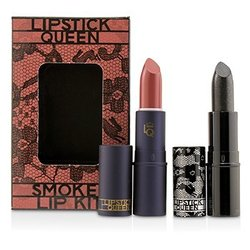 Lipstick Queen Smokey Lip Kit - # Bright Natural  2x3.5g/0.12oz