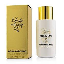 Paco Rabanne Lady Million Sensual Body Lotion  200ml/6.8oz
