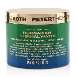 Peter Thomas Roth Hungarian Thermal Water Mineral-Rich Atomic Heat Mask  150ml/5oz