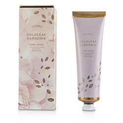 Thymes Goldleaf Gardenia Hand Cream  90ml/3oz