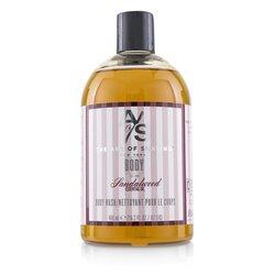 The Art Of Shaving Body Wash - Sandalwood Essential Oil  480ml/16.2oz