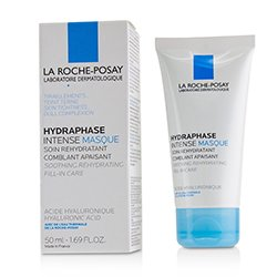 La Roche Posay Hydraphase Intense Masque Soothing Rehydrating Fill-In-Care  50ml/1.69oz