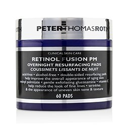 Peter Thomas Roth Retinol Fusion PM Overnight Resurfacing Pads  60pads