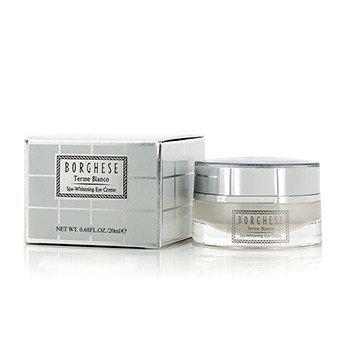 Borghese Terme Bianco Whitening Crema de Ojos Blanqueadora  20ml/0.68oz