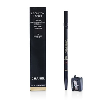 Chanel Kredka do ust z pędzelkiem Le Crayon Levres - No. 09 Rouge Noir  1g/0.03oz
