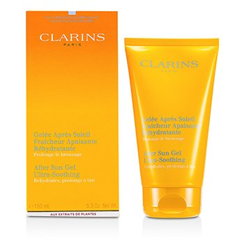 Clarins Gel Ultra Calmante para Despues del Sol  150ml/5oz