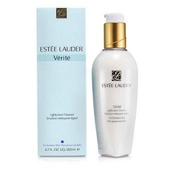 Estee Lauder Verite Light Lotion Cleanser (For Sensitive Skin)  200ml/6.7oz
