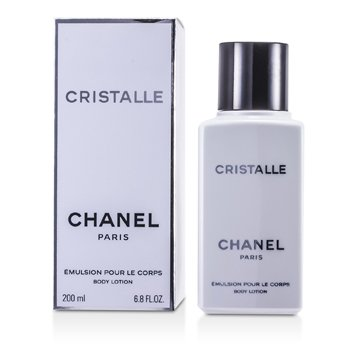 Chanel Cristalle Body Lotion  200ml/6.8oz