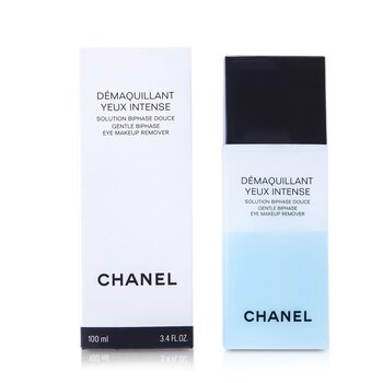 Chanel Precision Pembersih Makeup Mata Lembut  100ml/3.3oz