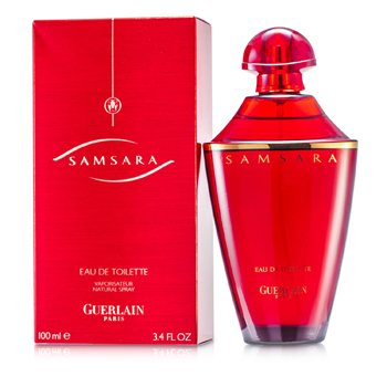Guerlain Samsara Eau De Toilette Spray  100ml/3.4oz